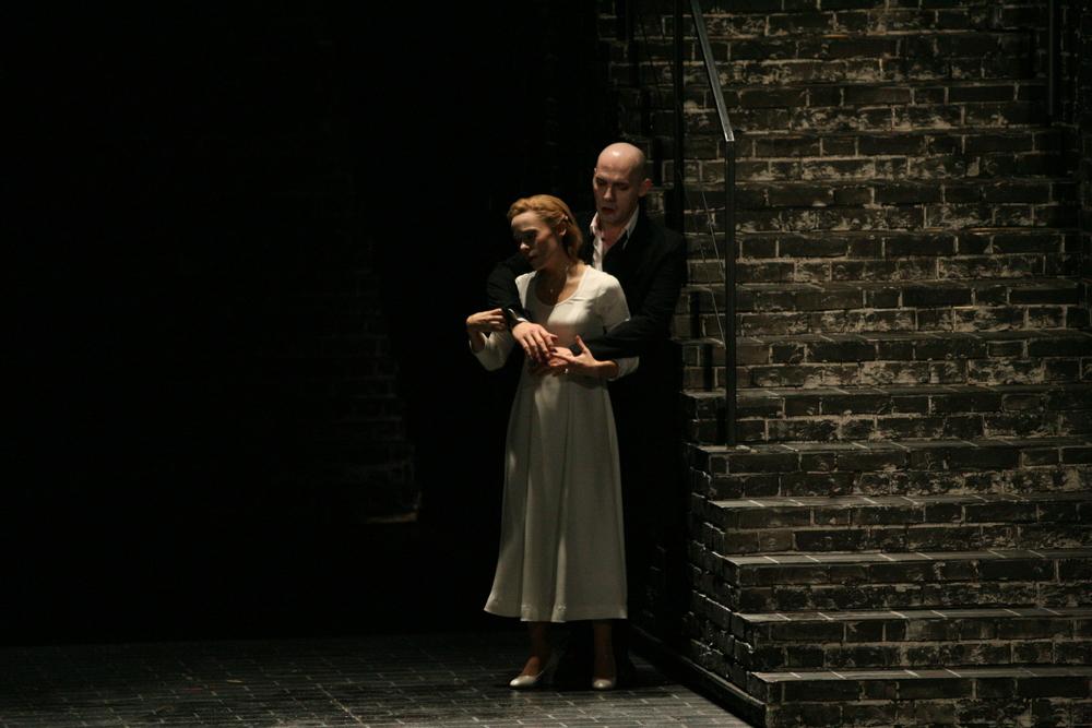 Ophélie and Hamlet