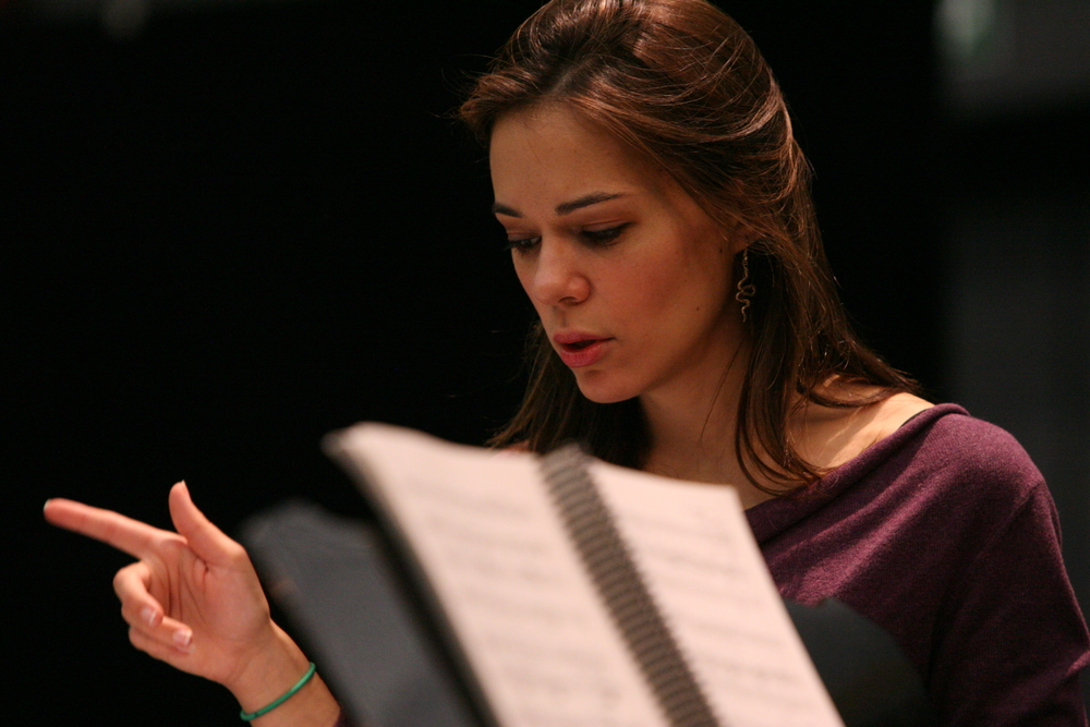 Rehearsing Hamlet