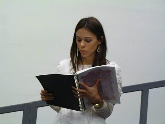 Hamlet rehearsals at La Monnaie