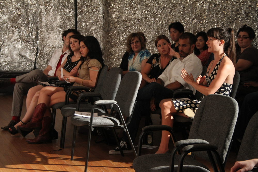 Audience Members Talkback
