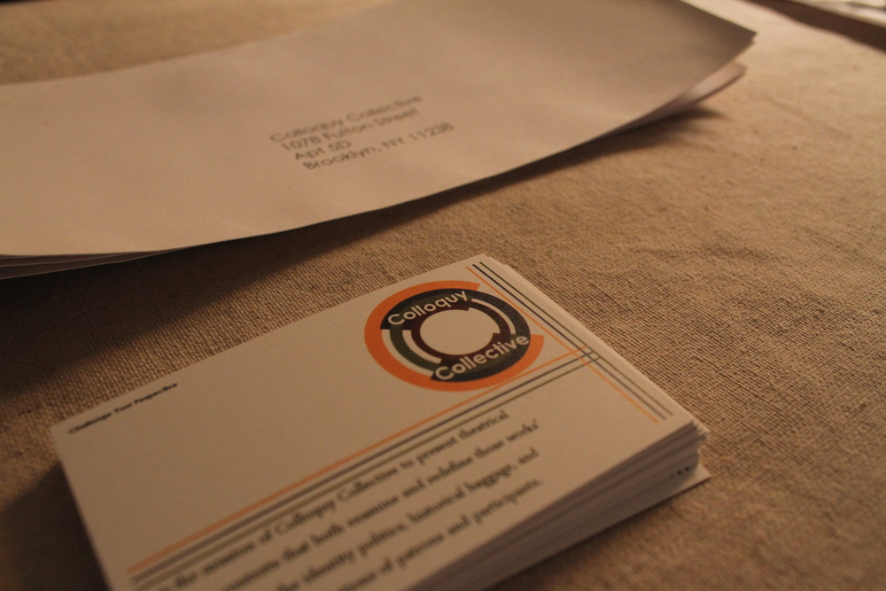 Colloquy Collective Business Cards