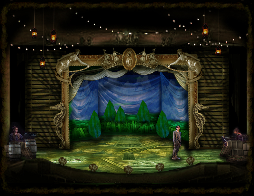 Act 2 Concept Rendering