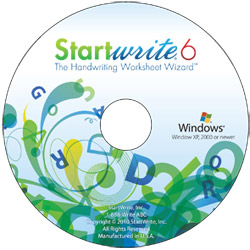 Make handwriting practice fun. Startwrite Handwriting Software loads most of the popular handwriting styles on your computer, so you can create custom practice sheets.