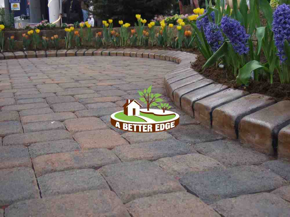 Brick look around pavers raised bed.jpg