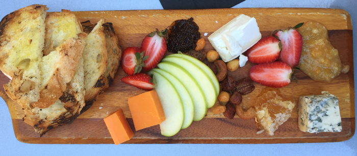 Cheese plate; Panama 66
