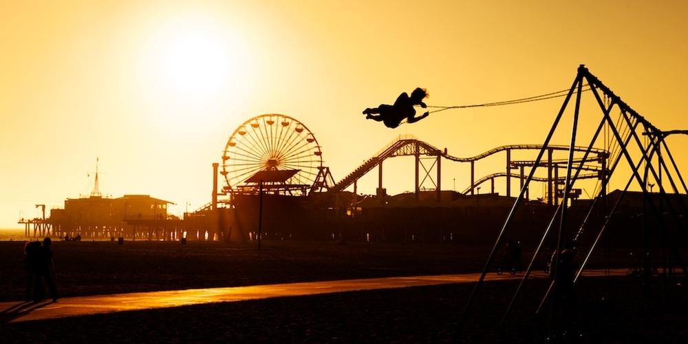 Santa Monica Gold