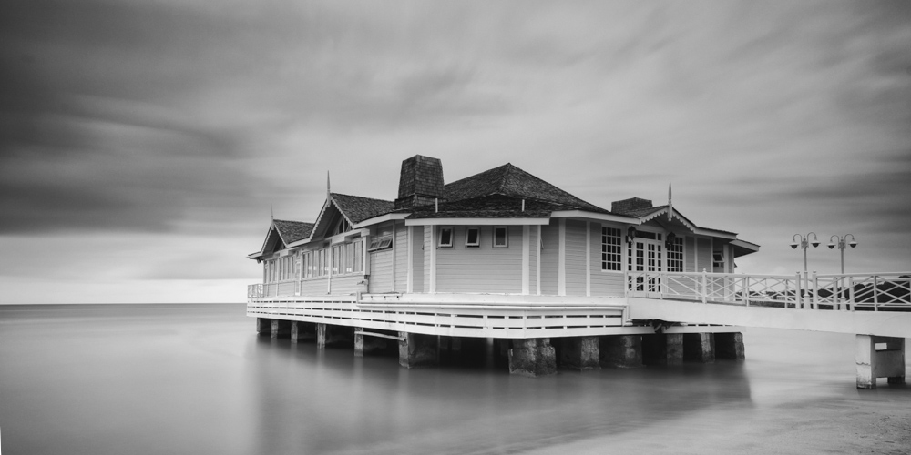 84 second exposure taken in St Lucia. 10 Stop Lee Big Stopper Filter was used