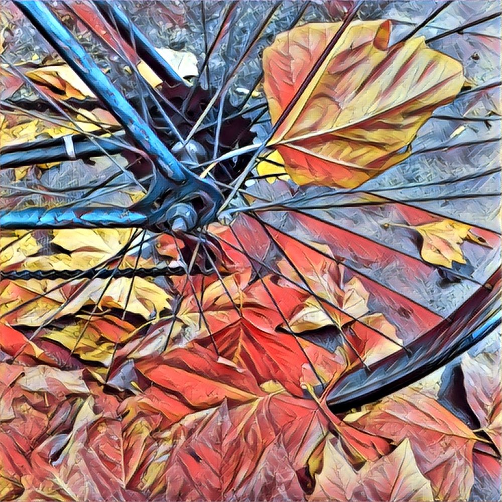 iPhone SE - Processed in Prisma