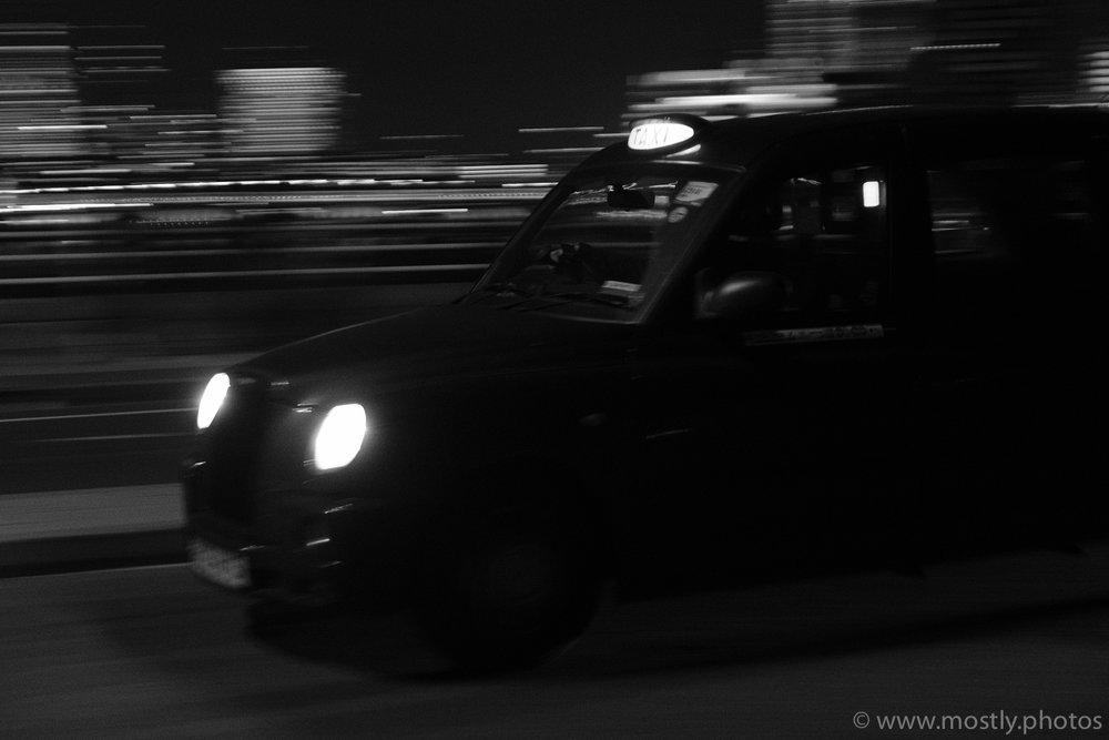 Fuji X-T2 ACROS - London Cab