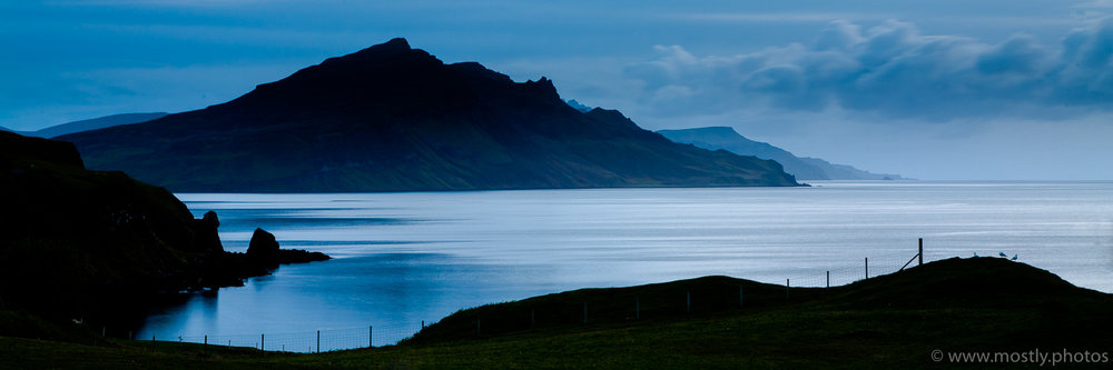 Peinchorran peninsular  on the Isle of Skye, Scotland