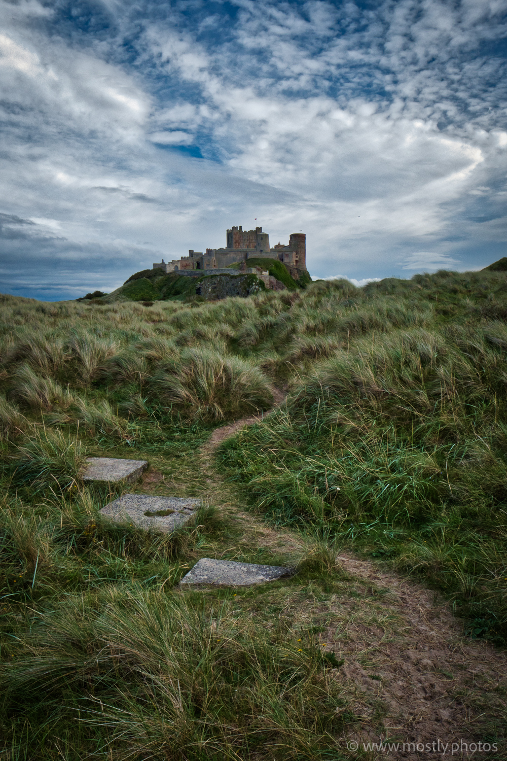 Bamburgh Castle FUJI X-T2 and Fuji 16mm f1.4