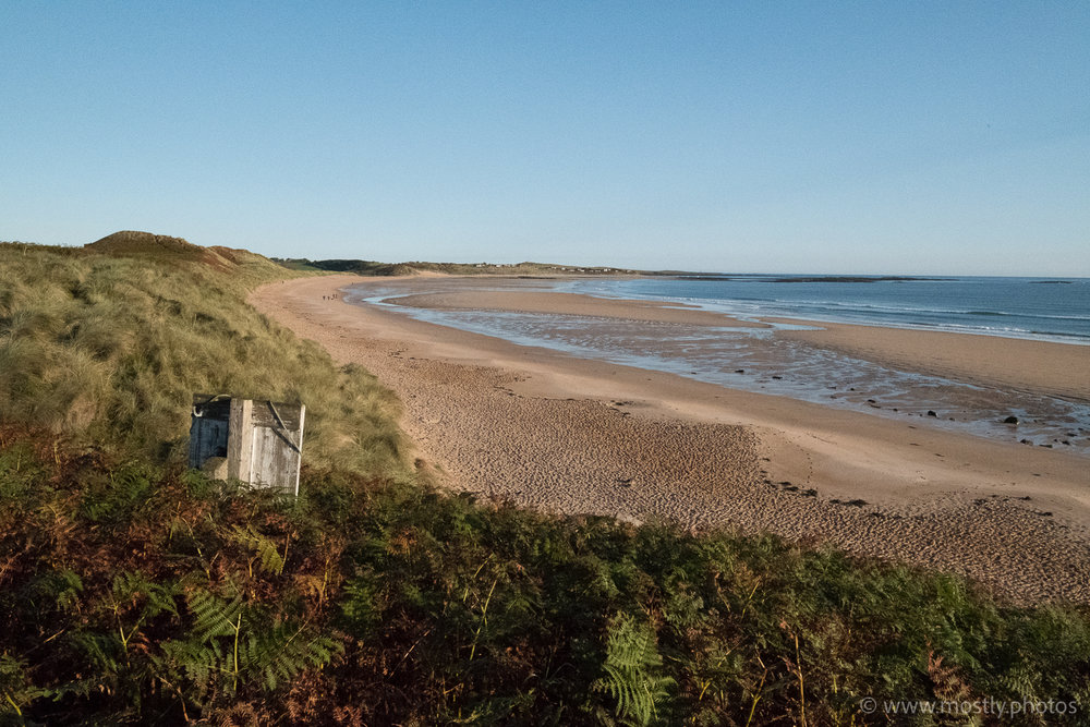 Fuji X-T2 with Fuji 10-24 f4 Embleton Bay in the early morning