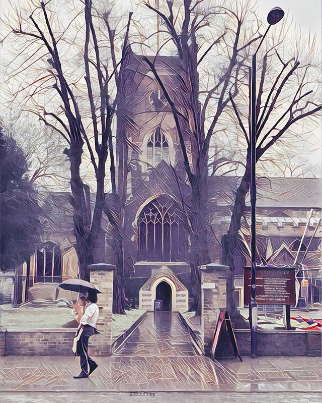 It's wet... again! #prisma