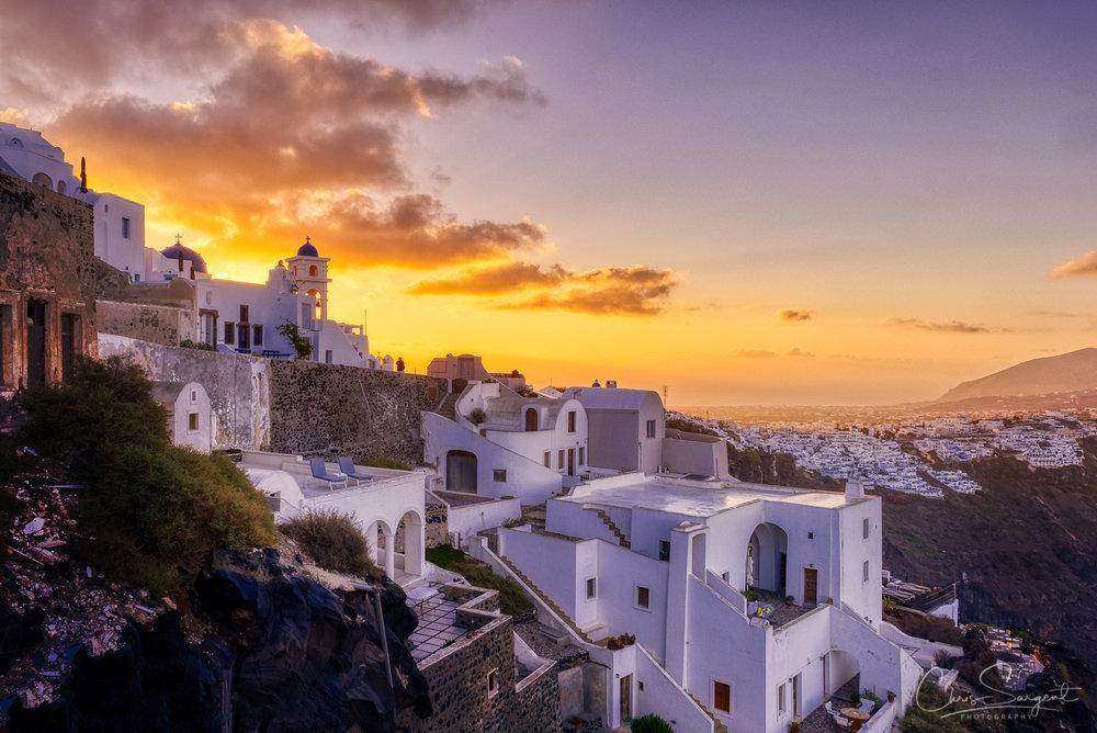 Imerovigli, Santorini, Greece