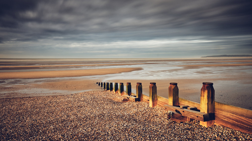Camber Beach, Camber Sands, UK Fuji X-T3 and Fuji 16-55mm