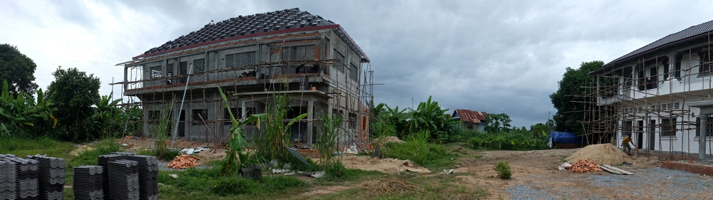 Prek Eng 1 and Prek Eng 3 homes