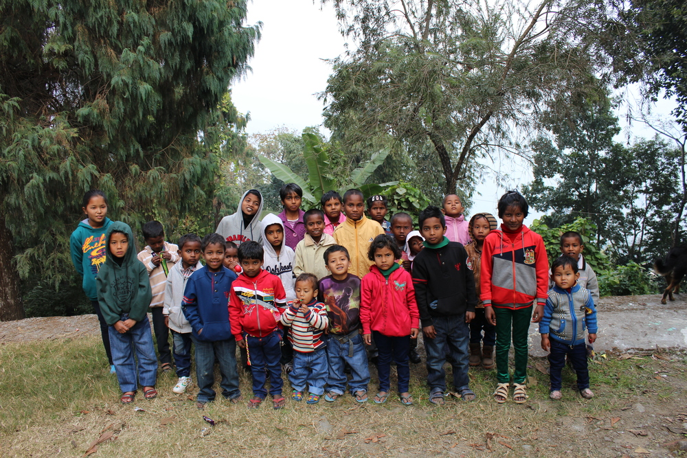 The children and staff of Kalimpong 4 -- we are still looking for a partnering church to sponsor these children!