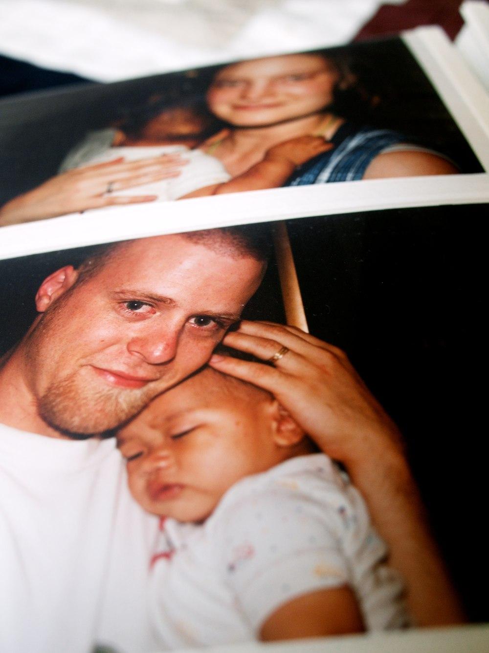 Kori, Chien and I in Hanoi, Vietnam, June 1998