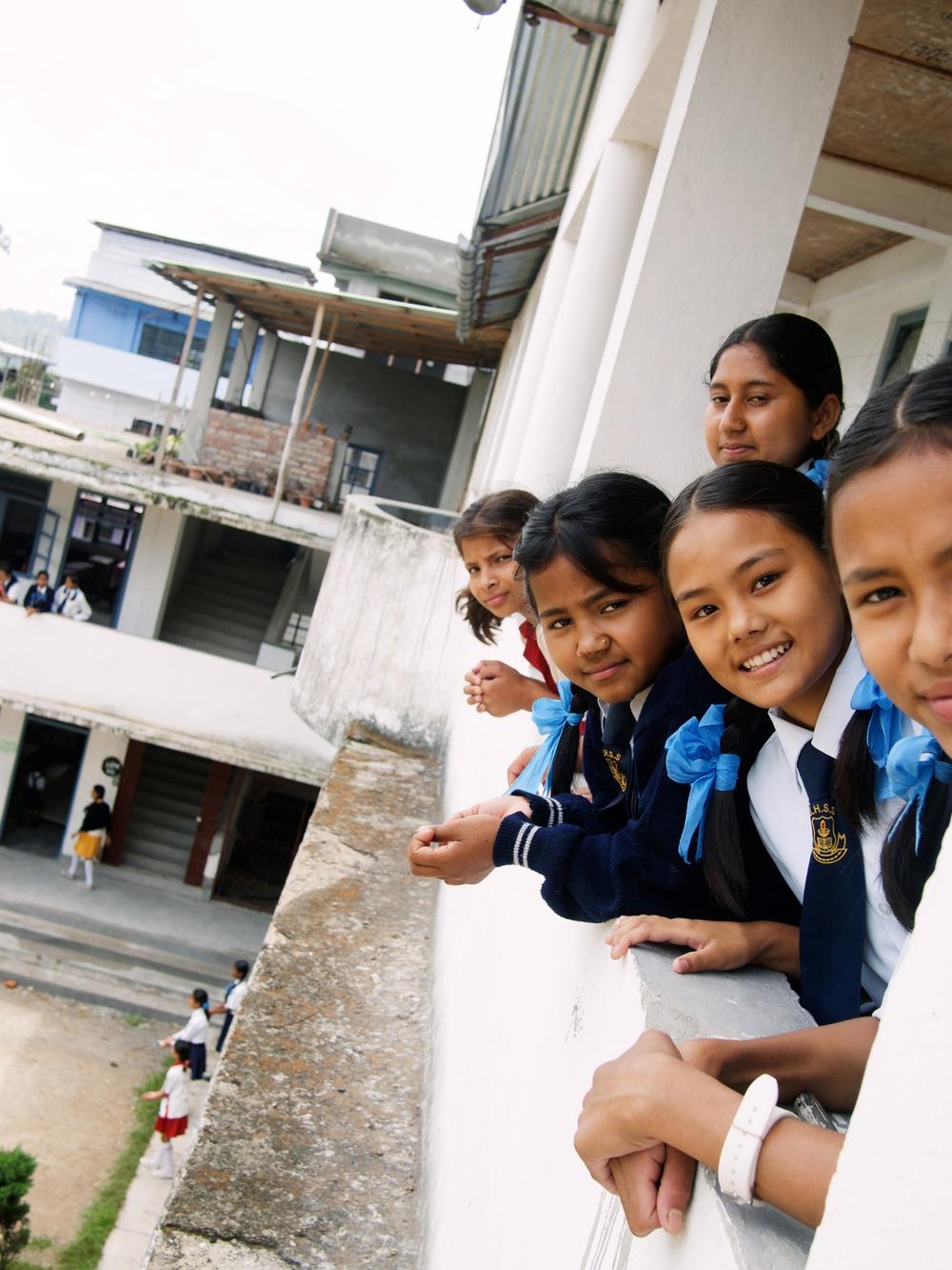 School friends!