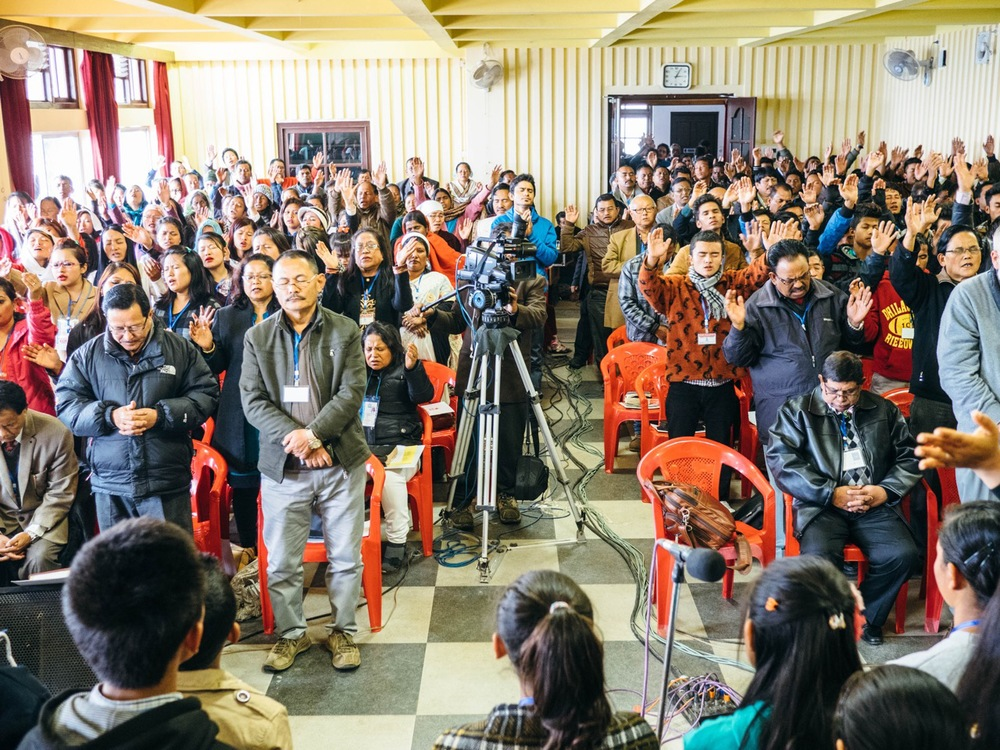 Hundreds of leaders from the Himalayan region gathered in January for the Asia's Hope Himalayan Leaders Conference. These individuals have been directly affected by this crises and on are now the front lines of relief efforts.