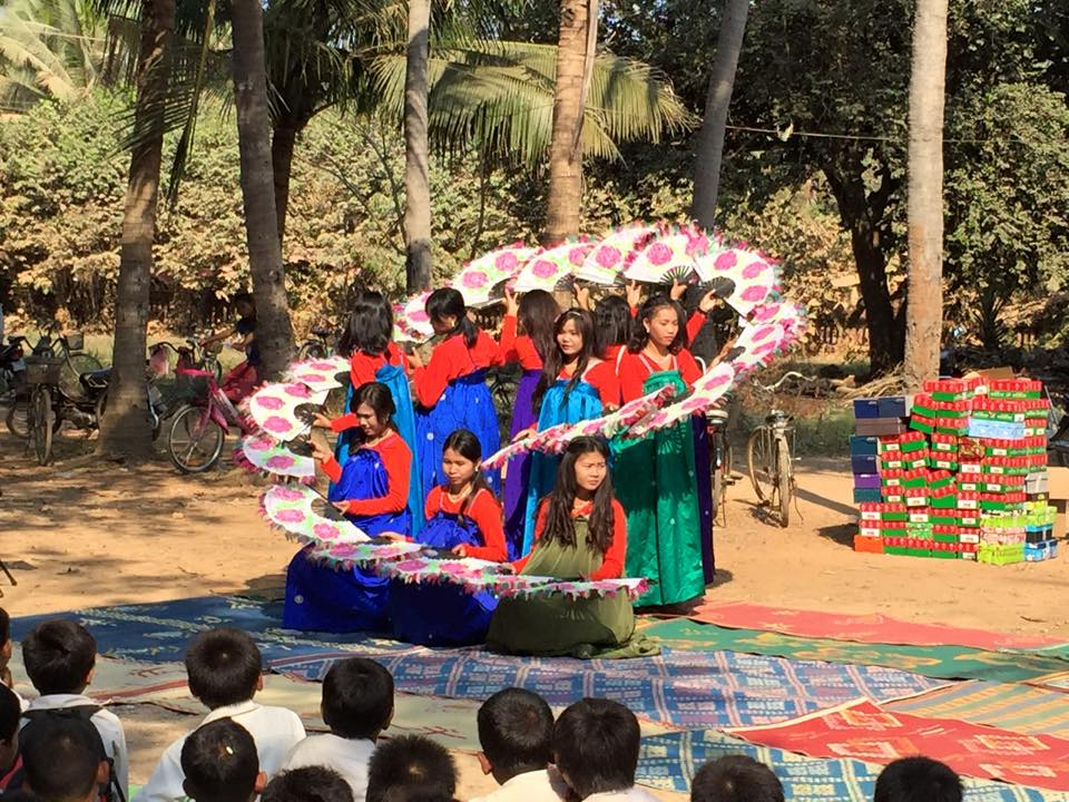 We love seeing the Asia's Hope kids leading in the community!