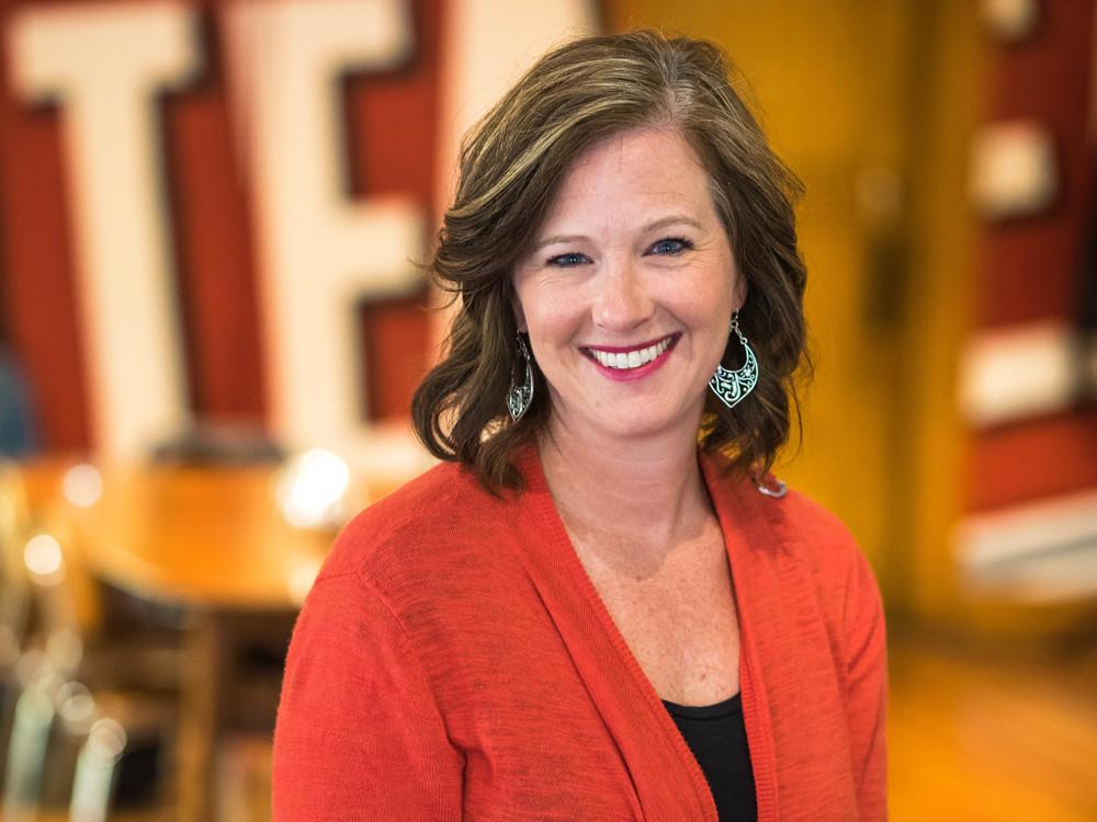 Diane Tirakis, Founder and Executive Director,  Team Hope International