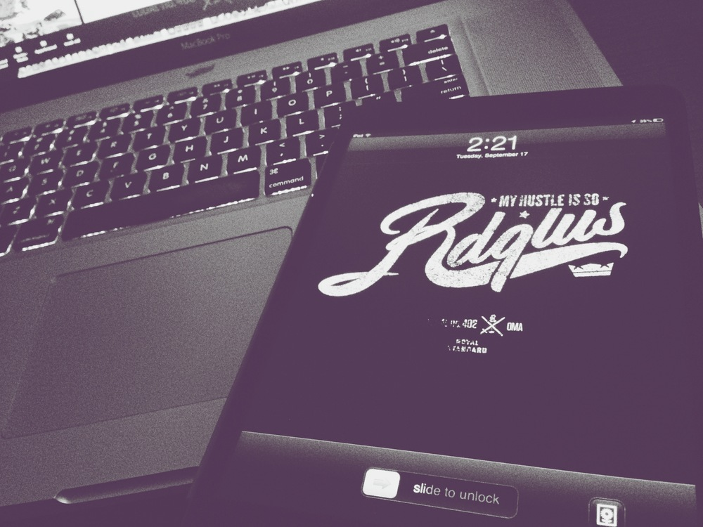 """Hustle Play"" on the Apple iPad Mini"