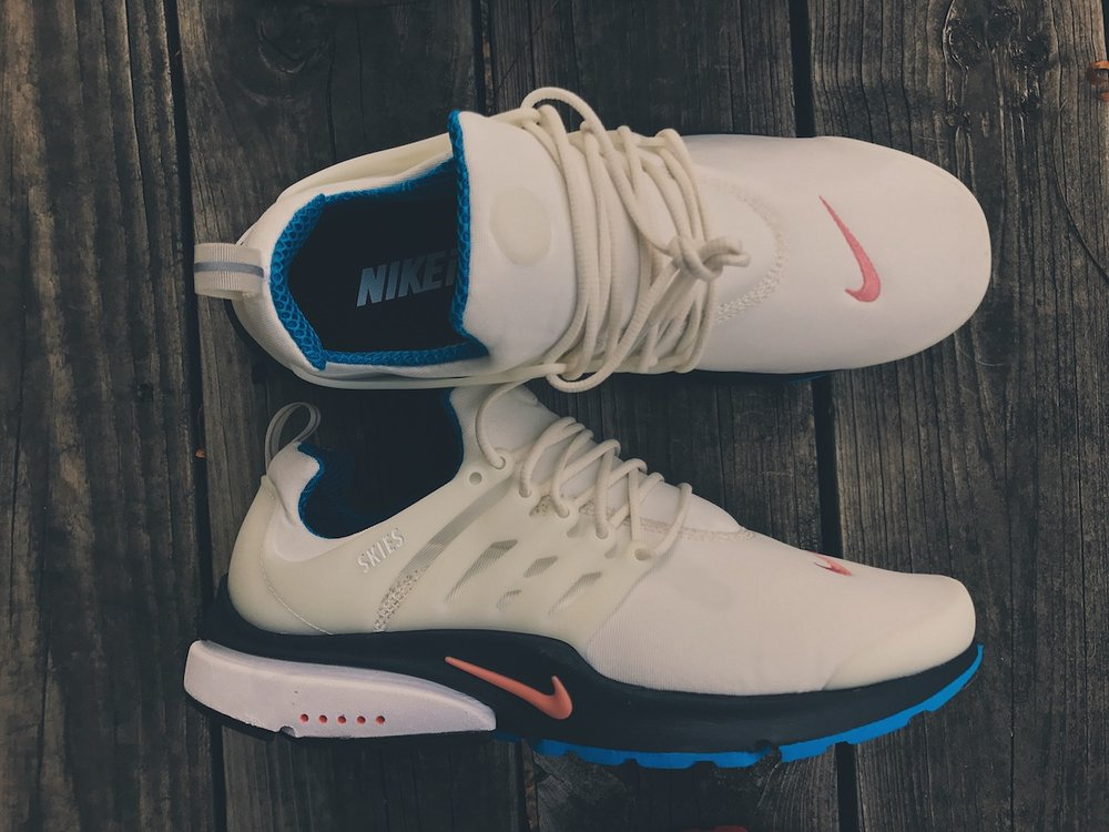 "RDQLUS Air Presto ""Clear Skies"""