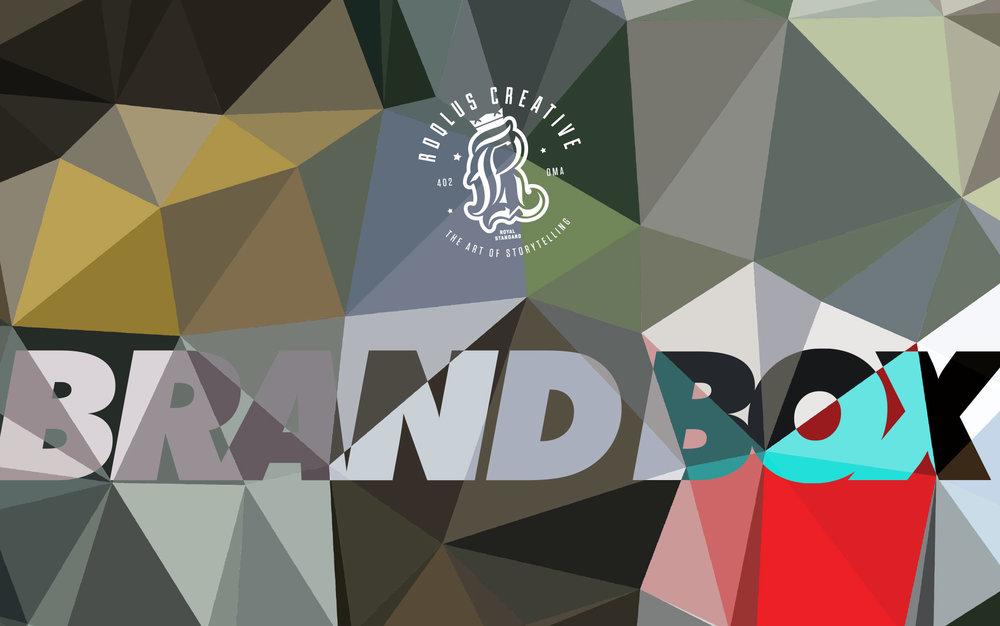 "Introducing RDQLUS ""Brand Box"""