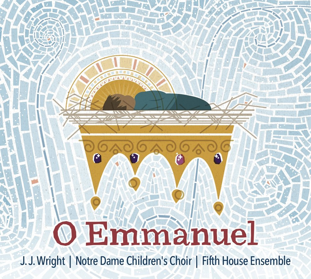 O Emmanuel Album Cover