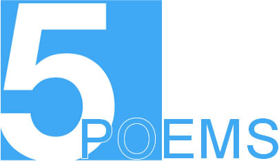 5 poems I read April 2, 2012