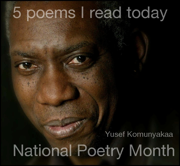 1.  Facing It  by Yusef Komunyakaa  http://bit.ly/i4UYh5  