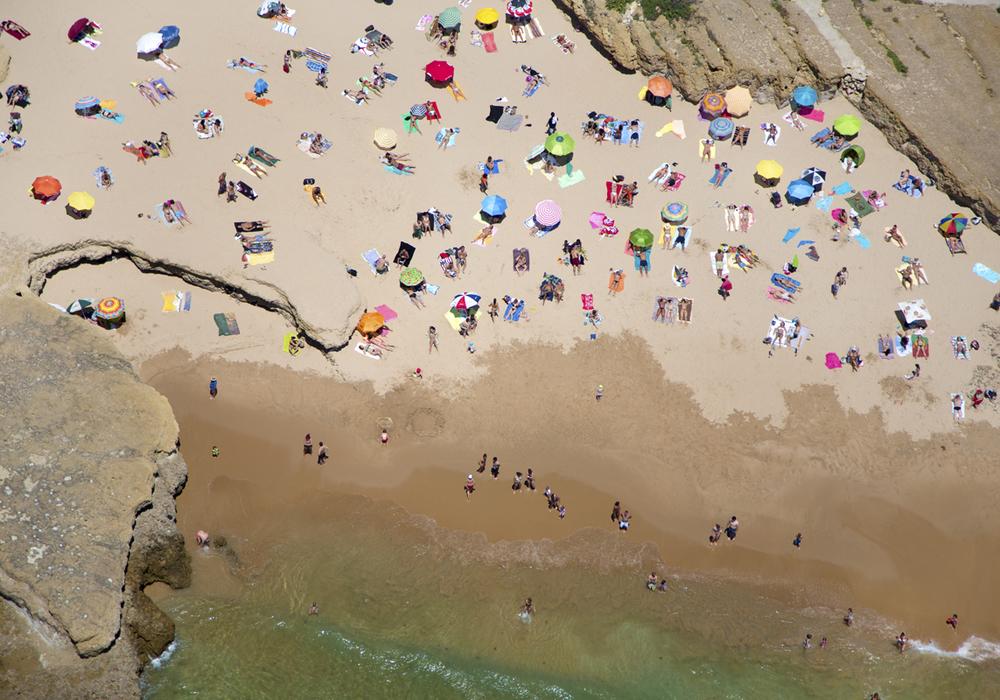 Lisbon Rocky Beach.
