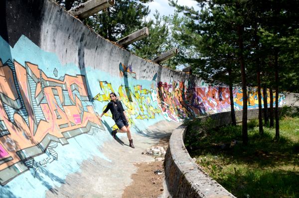 1984 Sarajevo, Bosnia and Herzegovina Luge and Bobsleigh Track