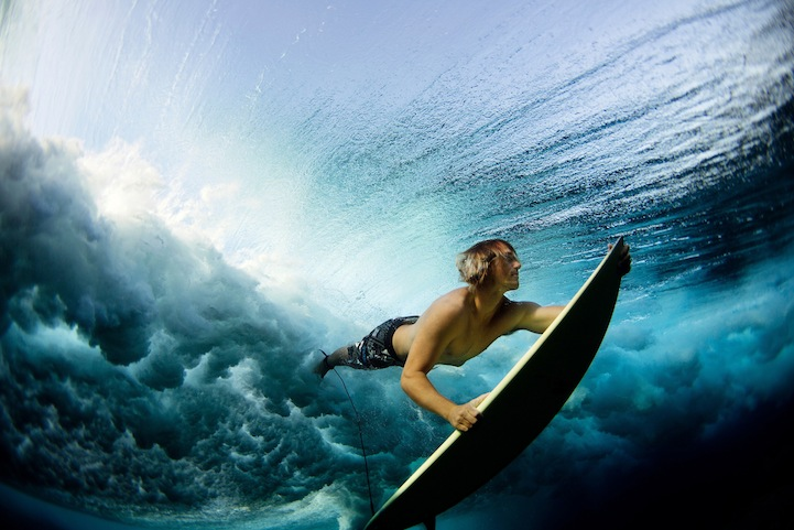 Merit, Sense of Place: Underwater Surf