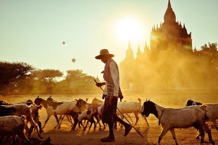 Merit, Sense of Place: Bagan Bliss