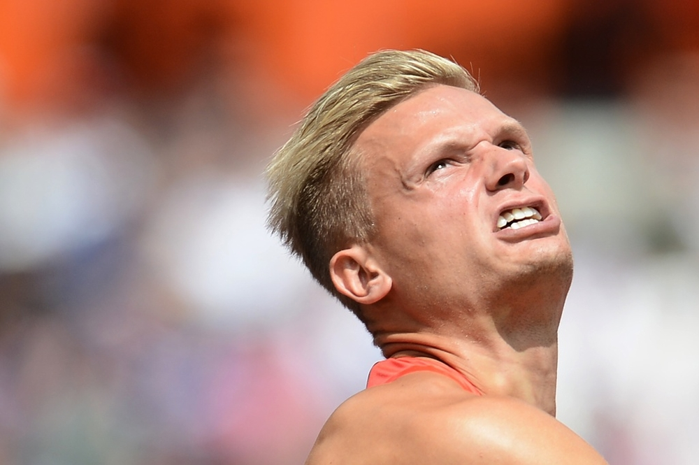 Pascal Behrenbruch (Germany), Men's Decathlon, Track and Field
