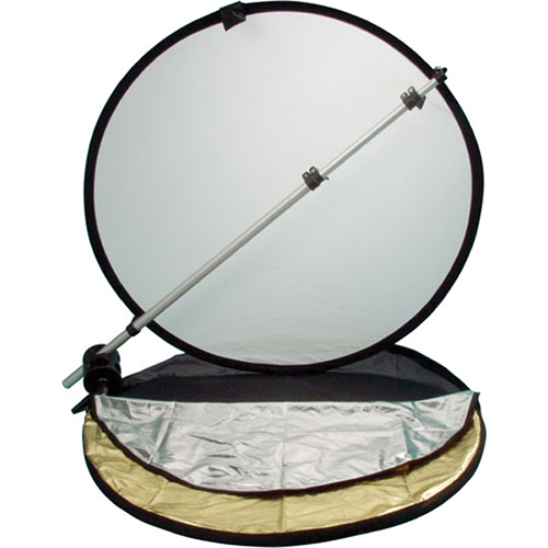 Interfit INT270 5 in 1 42-Inch Reflector with Bracket