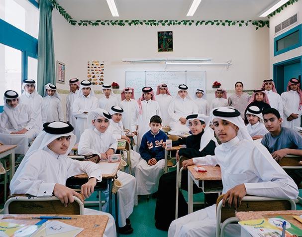 Qatar, Grade 8, English