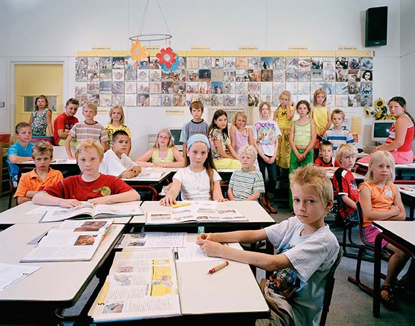 Holland, Drouwenermond, Primary Year 5, 6, 7 & 8, History