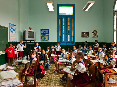 Havana, Cuba. Year 2, Mathematics.