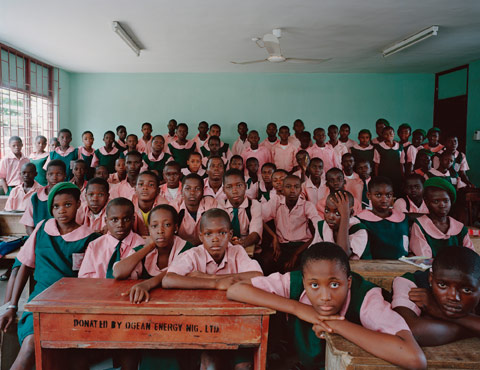 Lagos, Nigeria. Basic 7 / Junior Secondary Level 1, Mathematics