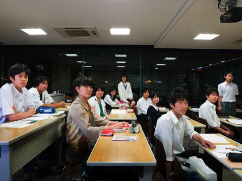 Tokyo, Japan, Grade 5, Classical Japanese