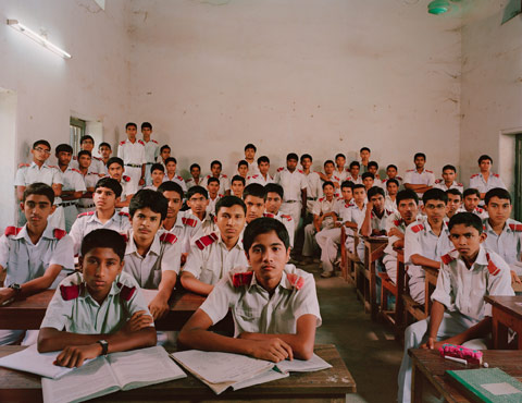 Jessore, Bangladesh. Year 10, English.