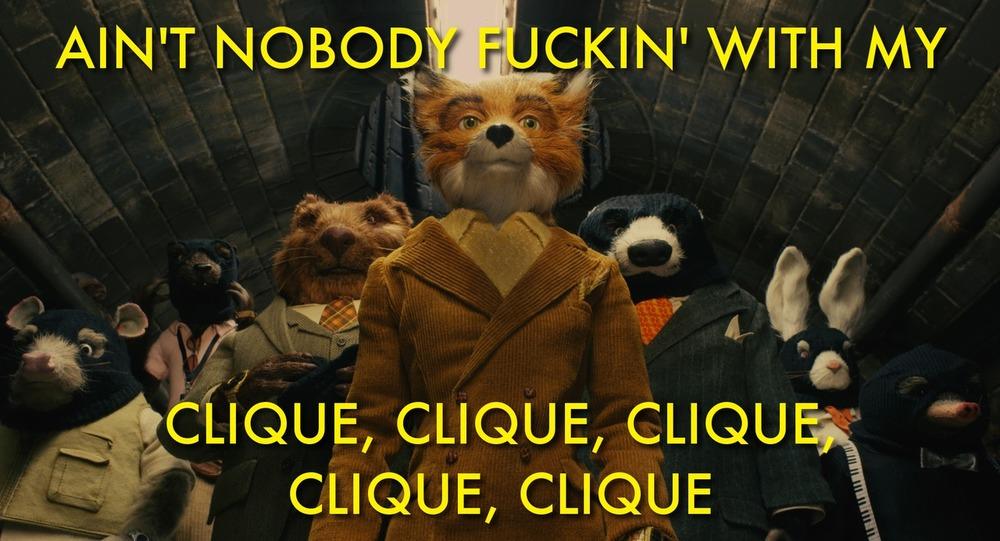 Fantastic Mr. Fox / Clique