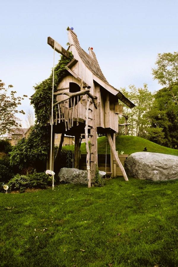 Bialsky Tree House by Michael Ince – Bridgehampton, New York