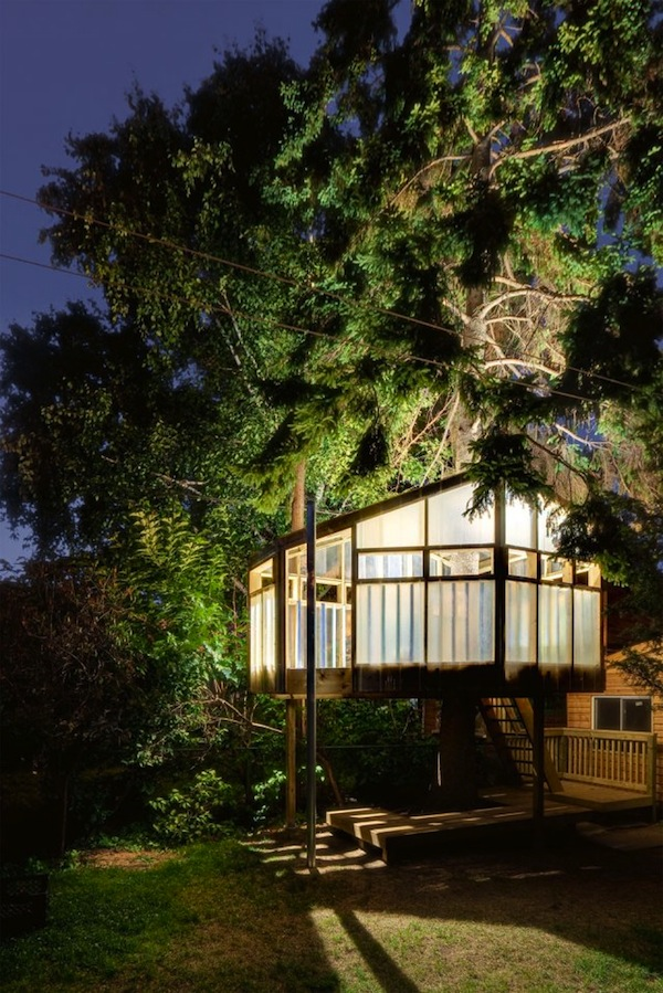 Tree House by Nicko Bjorn Elliot – Toronto, Canada