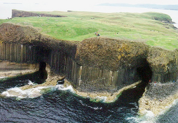 Fingal's Cave, UK