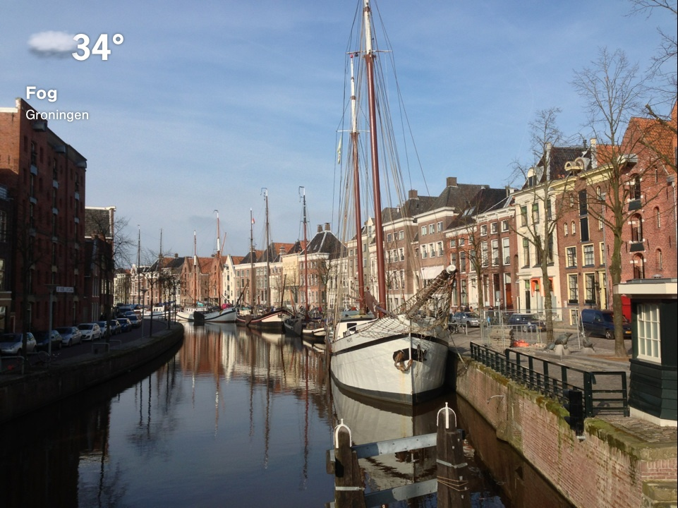 Groningen, Netherlands by SKYE user hansolo