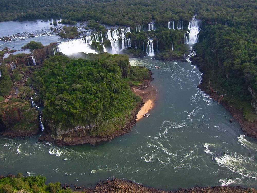 KAP Kite Aerial Photography Iguazu Falls Paraguay.jpg